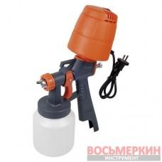 Электрокраскопульт HVLP 400 Вт, 1,5 мм 79-565 Miol
