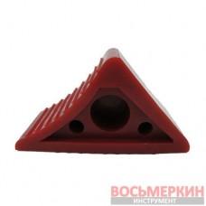 Противооткатная резиновая колодка стандартная красная Белая Церковь