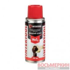 Смазка проникающая Жидкий Ключ аэрозоль 100 мл FS-4110 Intertool