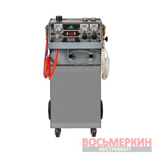 Установка для промывки топливной системы INJ3000 GrunBaum