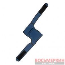 Наколенники защитные неопрен пена эластичные ремни SP-0050 Intertool