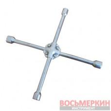 Ключ балонный крестовой 17мм х 19 мм х 21мм х 22 мм 251 Baum