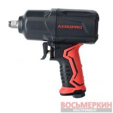 Пневмогайковерт 1/2 1350N/m max 1700N/m 7000об/мин A301 Aeropro