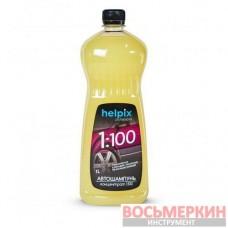 Автошампунь концентрат 1:100 1 л Helpix
