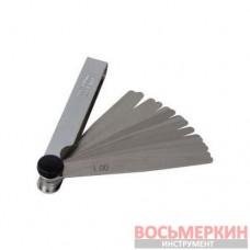 Набор щупов для измерения зазоров 13шт 15-130 Miol
