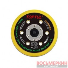 Круг сменный для шлифмашинки 6 KALE0601 Toptul