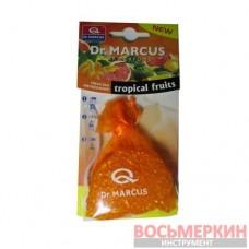 Освежитель воздуха в авто Dr Marcus Free Bag мешочек - тропические фрукты