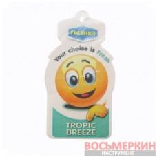 Ароматизатор Mr.Fresh Smile Tropic breeze - Тропический бриз