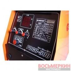 Сварочная инверторная мультисистема (без горелки) ПДГУ-500 MIG/MAG,MMA,TIG Энергия