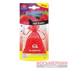 Освежитель воздуха в авто Dr. Marcus Free Bag мешочек - красные фрукты