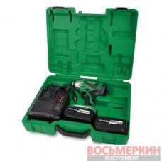 Электрошуруповерт 18V 4.0Ah 400Nm 0-3000об/мин KPBA0840E Toptul
