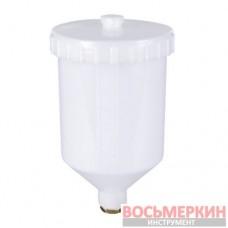 Бачок пластиковый внутренняя резьба 600 мл PC-600GPP Auarita