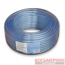 Шланг прозрачный игелитовый Cristallo 7 x 1 мм IGCE07*09/50 Bradas