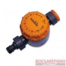 Таймер для воды Gold Line механический до 120 мин. GL202B Bradas