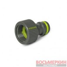 Адаптер с внутренней резьбой Lime Edition 1/2 LE-2196 Bradas