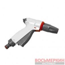Пистолет поливочный White Line регулируемый Quick Prosty WL-EN6T Bradas