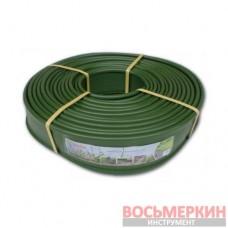 Бордюр 18м x 12.5см зеленый OBKG18125 Bradas