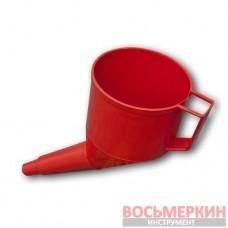 Воронка с сеточкой Red антистатическая ES10RD Bradas