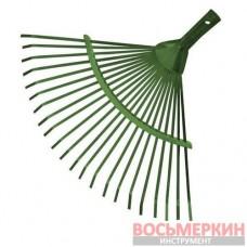 Грабли веерные металлические без черенка KT-W004A Bradas