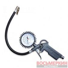 Пистолет для подкачки шин с манометром STG05 Bradas