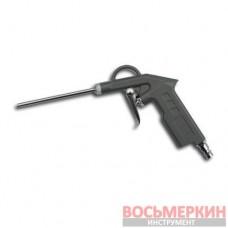 Пистолет пневматический для продувки с длинной форсункой 200мм STG17 Bradas