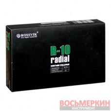 Радиальный пластырь R 10 55 х 75 мм 1 слой корда Россвик Rossvik