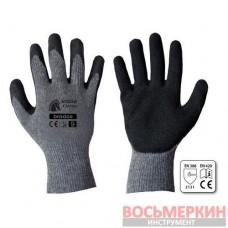 Перчатки защитные Huzar Classic латекс размер 10 RWHC10 Bradas