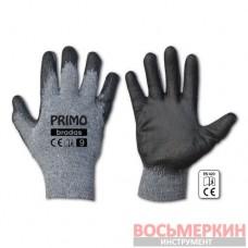 Перчатки защитные Primo латекс размер 11 RWPR11 Bradas