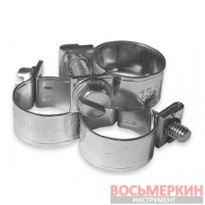 Хомут винтовой Mini W1 13-15мм / 9мм OM1315 Bradas
