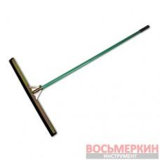 Скребок для пола Duo пенорезина 75см с металической ручкой ES2274B-H Bradas