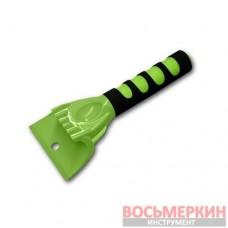 Скребок для окон Ergo Ice Ripper ручка покрыта пенорезиной ICE1443 Bradas