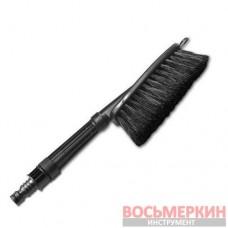 Щетка ороситель 2-функциональная натуральная шерсть ES2012 Bradas