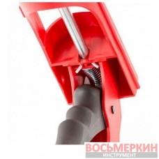 Пистолет для выдавливания силикона 1300 Н усиленный пластик HT-0027 Intertool