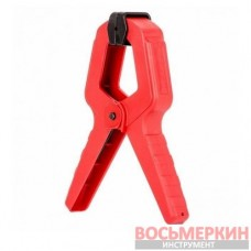 Струбцина пружинная зажим 25 мм HT-6031 Intertool
