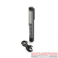 Фонарик инспекционный светодиодный на батарейках Lena Lighting Penlight LED 520372 Licota