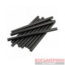 Комплект черных клеевых стержней 11,2х200мм уп 1кг 73-106 Miol