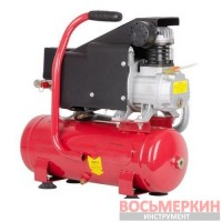 Компрессор 9л 0.75кВт 1.0HP 220 В 8атм 160л/мин PT-0002 Intertool