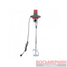 Миксер ручной электрический 1200 Вт 2 скорости от 100 до 700 об/мин DT-0130 Intertool