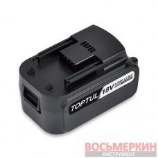 Зарядное устройство для быстрой зарядки 18V KALD0124E Toptul