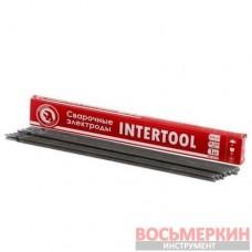 Электроды сварочные диаметр 3 мм упаковка 1 кг EW-0310 Intertool
