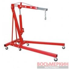 Кран гидравлический складной 2т 25-2000 мм 80-446 Miol
