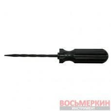 Фреза ручная спиральная рашпиль с цилиндрической пластиковой ручкой TRT04-1