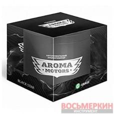 Ароматизатор гелевый Aroma Motors Black Star АС-0148 Grass