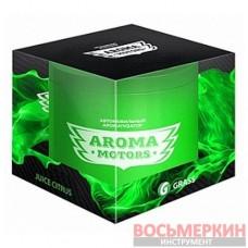 Ароматизатор гелевый Aroma Motors Juice Citrus АС-0149 Grass