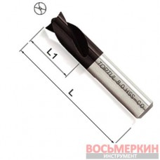 Сверло d8mm, L80mm для высверливания точечной сварки JJAX0821 TOPTUL