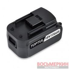 Аккумулятор 18V KALD0302E Toptul
