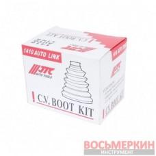 Набор для замены пыльника шруса универсальный пыльник стяжка 2 шт масленка 2 шт 1410 JTC