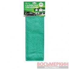 Салфетка микрофибра 35 х 40см IT-0306 Grass