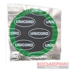 Латка камерная круглая C 52 52 мм Unicord