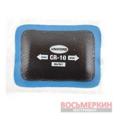 Пластырь радиальный Cr 10 55 х 75 мм 1 слой корда Unicord